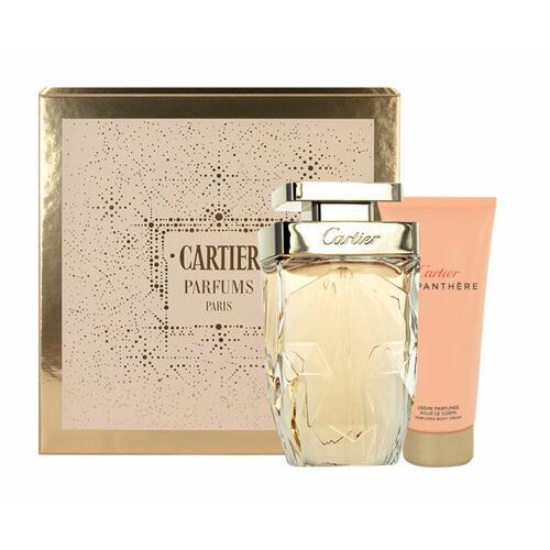 Cartier La Panthere Legere EDP EDP 50 ml + tělový krém 100 ml pro ženy
