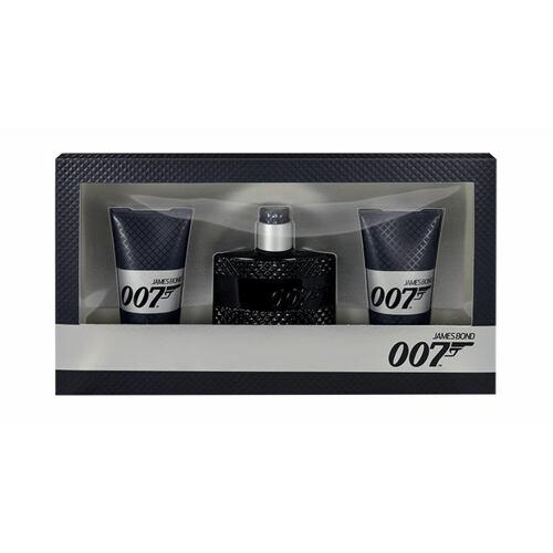 James Bond 007 James Bond 007 EDT EDT 50 ml + sprchový gel 2x 50 ml pro muže