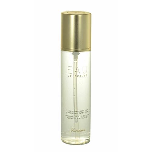 Guerlain Eau De Beauté Pure Radiance Cleanser micelární voda 200 ml Tester pro ženy