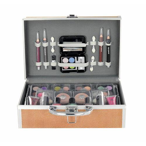 Makeup Trading Necklace dekorativní kazeta Complete Makeup Palette pro ženy