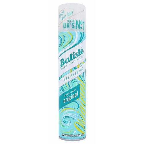 Batiste Original suchý šampon 200 ml pro ženy