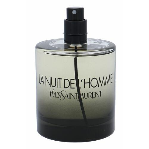 Yves Saint Laurent La Nuit De L´Homme EDT 100 ml Tester pro muže