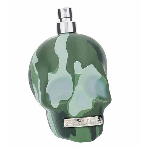Police To Be Camouflage EDT 125 ml Tester pro muže