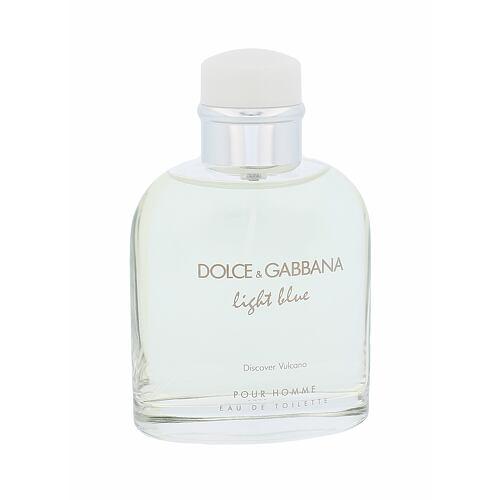Dolce & Gabbana Light Blue Discover Vulcano Pour Homme EDT 75 ml pro muže