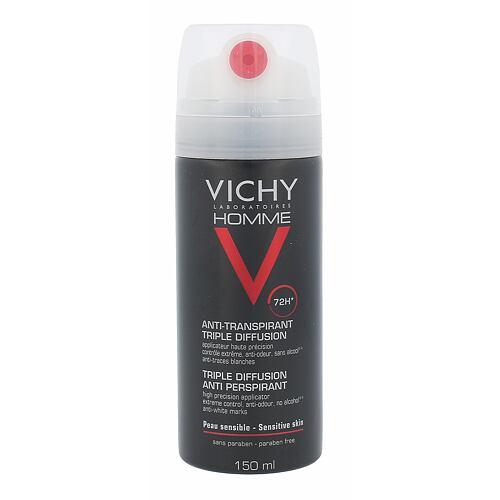 Vichy Homme Triple Diffusion antiperspirant 150 ml pro muže