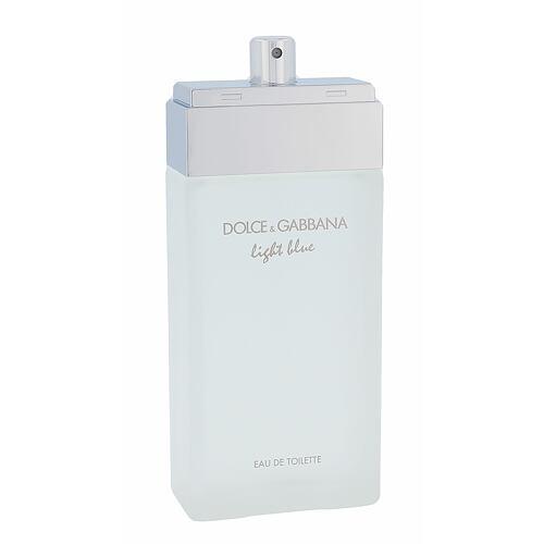Dolce & Gabbana Light Blue EDT 100 ml Tester pro ženy