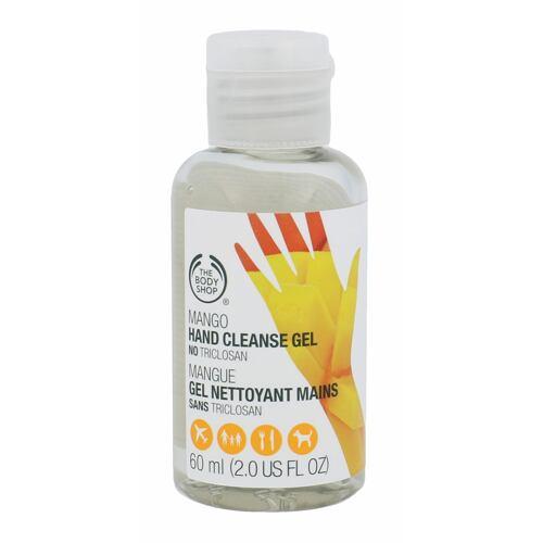 The Body Shop Mango antibakteriální gel 60 ml pro ženy