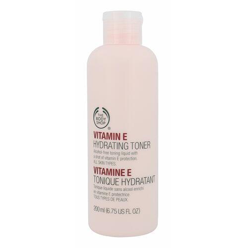The Body Shop Vitamin E čisticí voda 200 ml pro ženy
