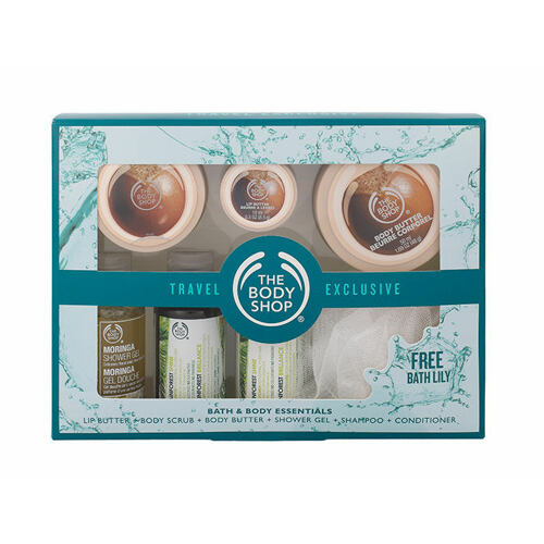 The Body Shop Shea tělové máslo Complete Body Cosmetic Care pro ženy