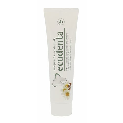 Zubní pasta Ecodenta Toothpaste For Sensitive Teeth 100 ml