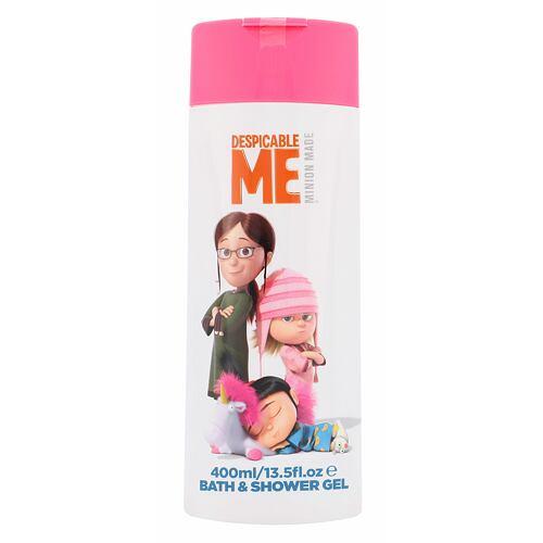 Minions Bath & Shower Gel sprchový gel 400 ml Unisex