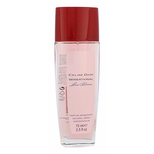 Celine Dion Sensational Luxe Blossom Deospray deodorant 75 ml pro ženy
