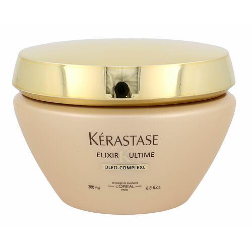 Kérastase Elixir Ultime Beautifying Oil maska na vlasy 200 ml Poškozená krabička pro ženy
