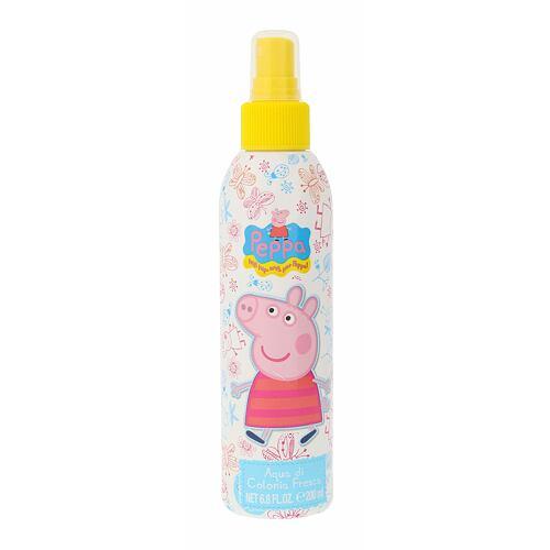 Peppa Pig Peppa tělový sprej 200 ml Unisex