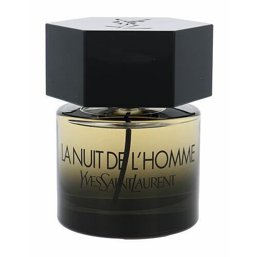 Yves Saint Laurent La Nuit De L´Homme EDT 60 ml pro muže