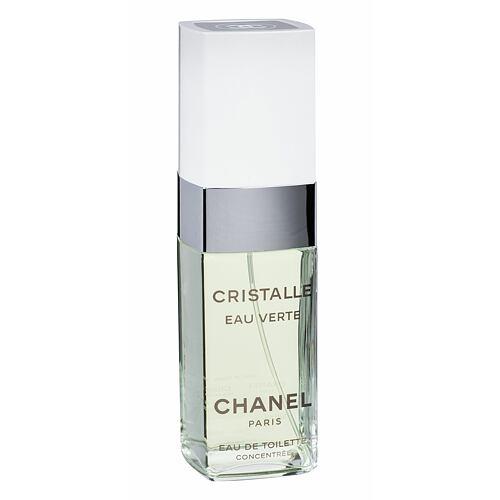 Chanel Cristalle Eau Verte EDT 100 ml Tester pro ženy