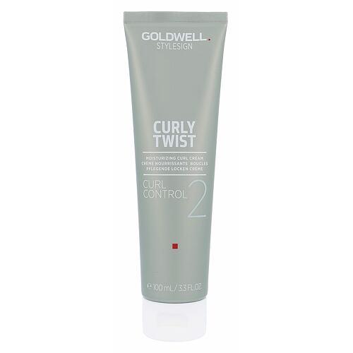 Goldwell Style Sign Curly Twist pro definici a tvar vlasů 100 ml pro ženy