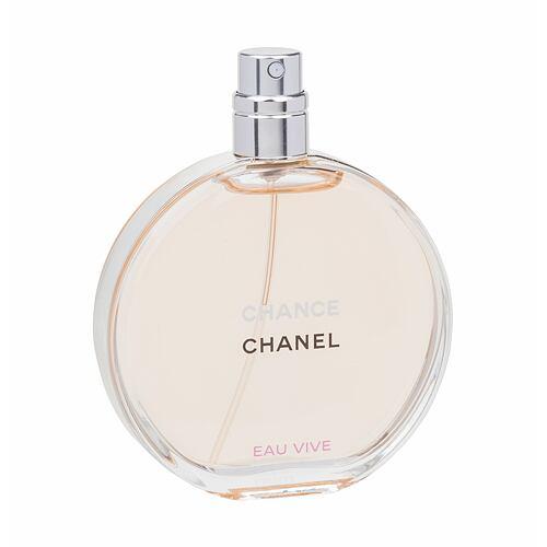 Chanel Chance Eau Vive EDT 50 ml Tester pro ženy