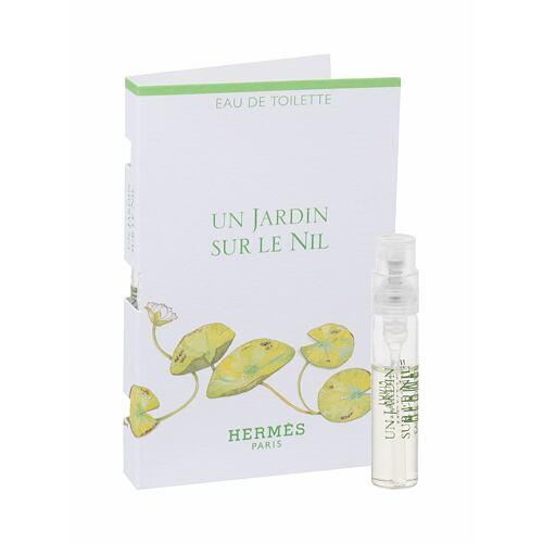 Hermes Un Jardin Sur Le Nil EDT 2 ml pro ženy