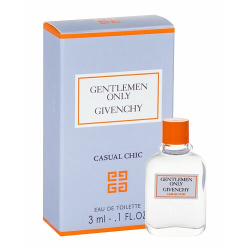 Givenchy Gentlemen Only Casual Chic EDT 3 ml pro muže