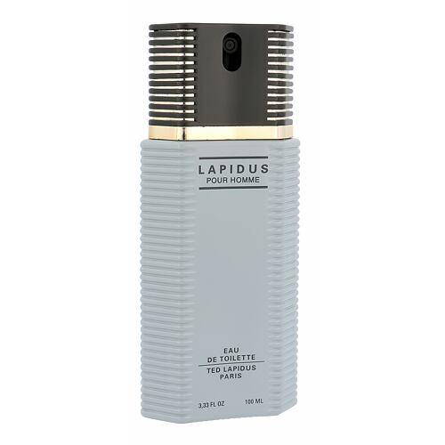 Ted Lapidus Lapidus Pour Homme EDT 100 ml pro muže