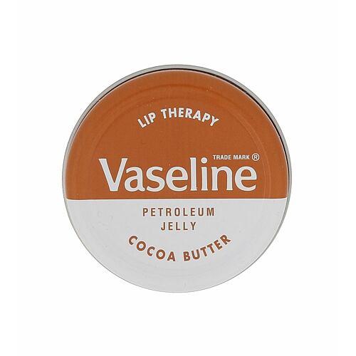 Vaseline Lip Therapy Cocoa Butter balzám na rty 20 g pro ženy