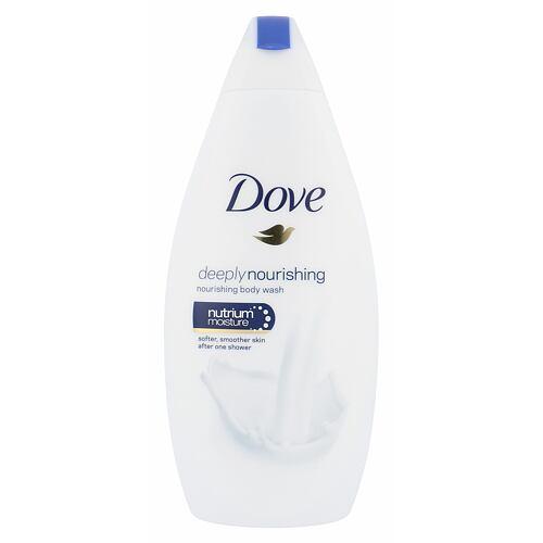 Dove Deeply Nourishing sprchový gel 500 ml pro ženy