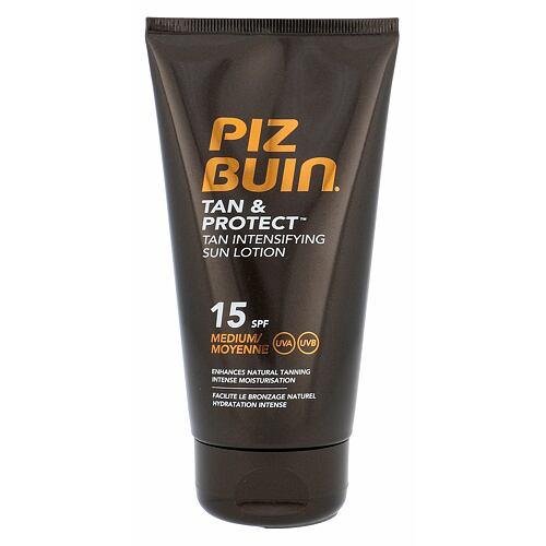 PIZ BUIN Tan & Protect Tan Intensifying Sun Lotion opalovací přípravek na tělo 150 ml pro ženy