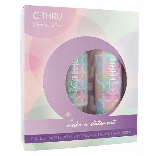 C-THRU Tender Love EDT EDT 30 ml + deodorant 150 ml pro ženy