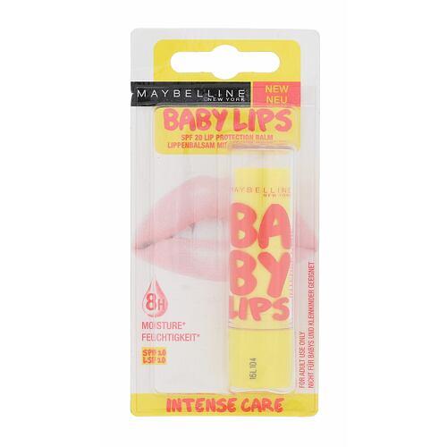 Maybelline Baby Lips balzám na rty 4,4 g pro ženy