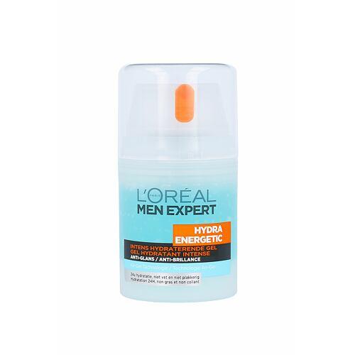 L´Oréal Paris Men Expert Hydra Energetic pleťový gel 50 ml pro muže