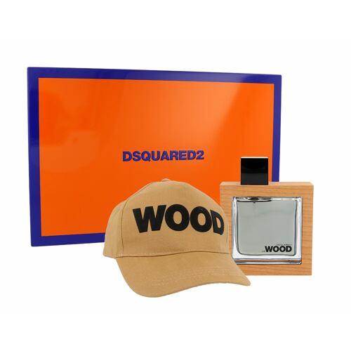 Dsquared2 He Wood EDT EDT 50 ml + kšiltovka pro muže