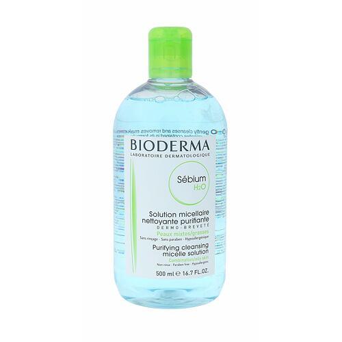 Bioderma Sébium micelární voda 500 ml pro ženy