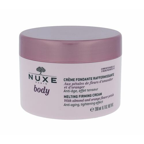 Tělový krém NUXE Body Care Melting Firming Cream 200 ml