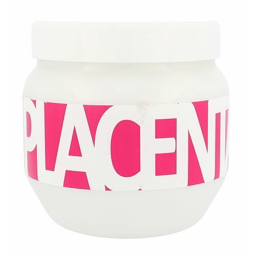 Kallos Cosmetics Placenta maska na vlasy 800 ml pro ženy