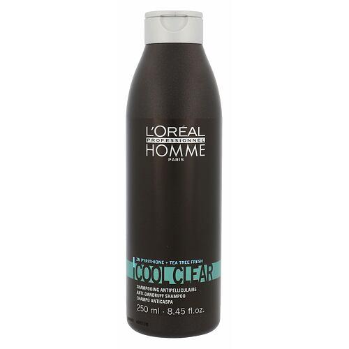 L´Oréal Professionnel Homme Cool Clear šampon 250 ml pro muže