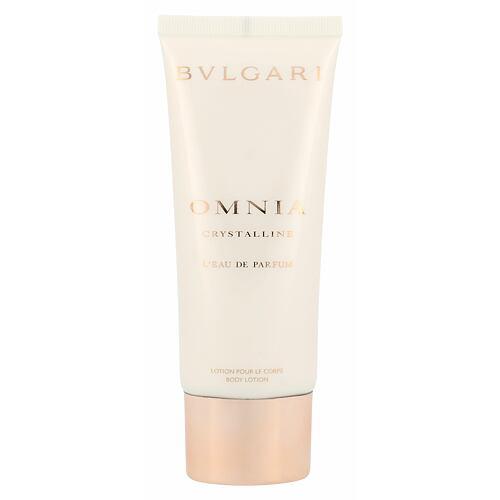 Bvlgari Omnia Crystalline L´Eau de Parfum tělové mléko 100 ml pro ženy
