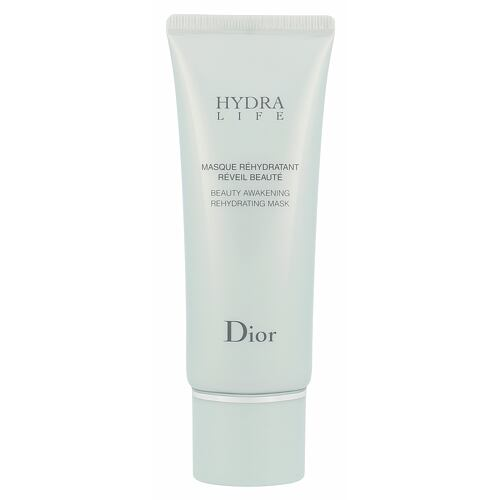 Christian Dior Hydra Life Rehydrating Mask pleťová maska 75 ml Tester pro ženy