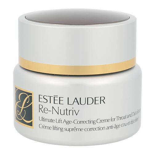 Estée Lauder Re-Nutriv Ultimate Lift krém na krk a dekolt 50 ml pro ženy