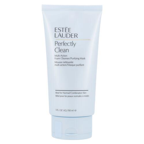 Estée Lauder Perfectly Clean Foam Cleanser & Purifying Mask čisticí pěna 150 ml pro ženy