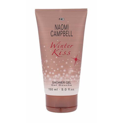 Naomi Campbell Winter Kiss sprchový gel 150 ml pro ženy