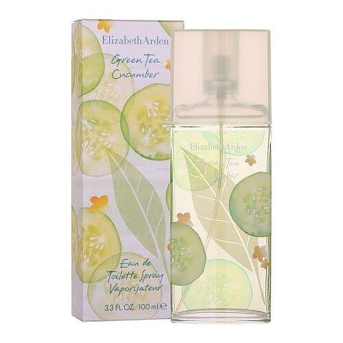 Elizabeth Arden Green Tea Cucumber EDT 100 ml pro ženy
