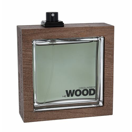 Dsquared2 He Wood Rocky Mountain Wood EDT 100 ml Tester pro muže