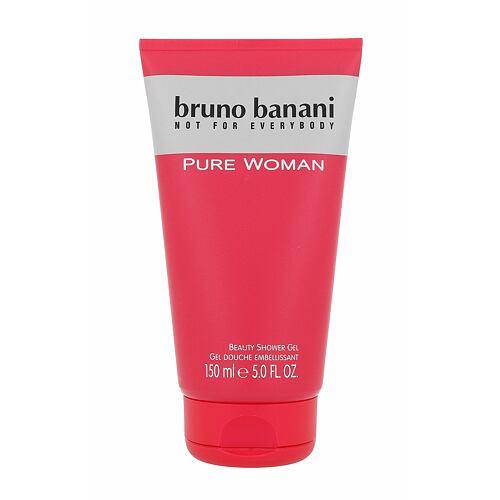 Bruno Banani Pure Woman sprchový gel 150 ml pro ženy