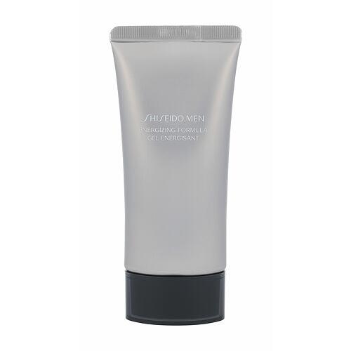 Shiseido MEN Energizing Formula pleťový gel 75 ml pro muže