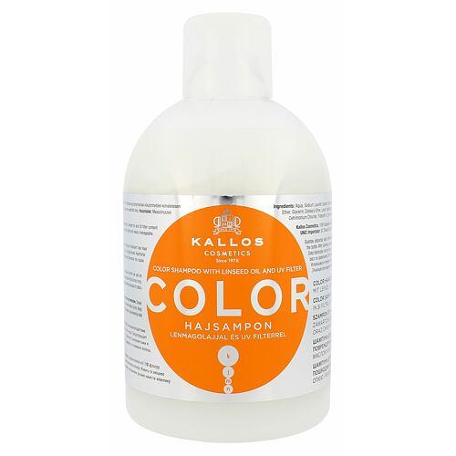 Kallos Cosmetics Color šampon 1000 ml pro ženy