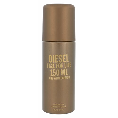 Diesel Fuel For Life Homme deodorant 150 ml pro muže