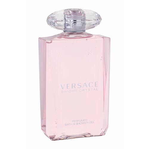 Versace Bright Crystal sprchový gel 200 ml pro ženy