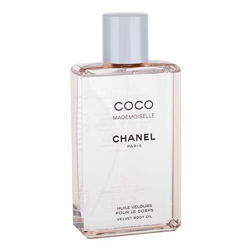 Chanel Coco Mademoiselle parfémovaný olej 200 ml pro ženy