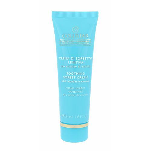 Collistar Special Hyper-Sensitive Skins Soothing Sorbet Cream denní pleťový krém 50 ml pro ženy
